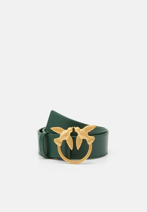 BERRY SIMPLY BELT - Pasek - dark green