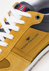 TOM TAILOR - Sneakers - yellow - 5