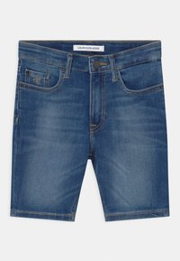 Calvin Klein Jeans - REGULAR  - Short en jean - blue - 0