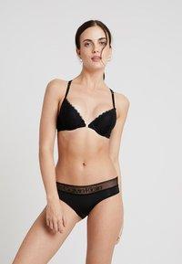 Calvin Klein Underwear - LOGO - Briefs - black - 1
