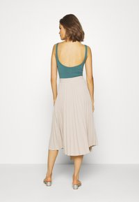 EDITED - NORA SKIRT - A-Linien-Rock - beige - 2