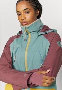 Burton - PROWESS PONDEROSA PINE - Snowboard jacket - light blue - 4