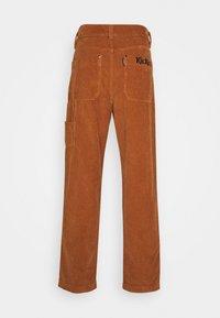 Kickers Classics - CARPENTER TROUSER - Trousers - brown - 1