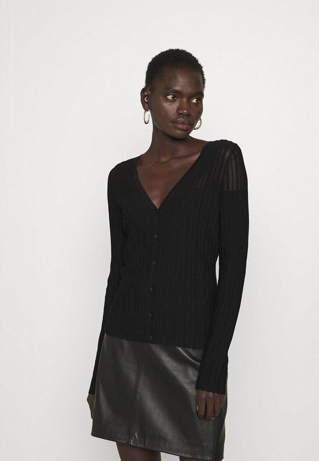 SHOMARA - Vest - black