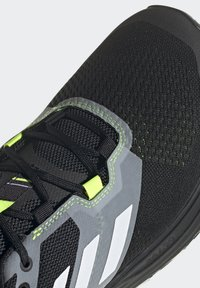 adidas Performance - TERREX TWO FLOW - Stabilty running shoes - savannah/core black/hi-res yellow - 10