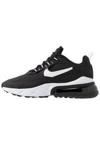 Nike Sportswear - AIR MAX 270 REACT - Zapatillas - black/white - 0