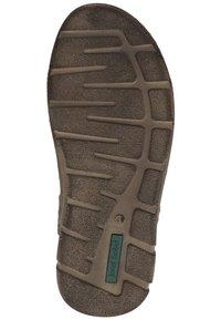 Josef Seibel - JOSEF SEIBEL - T-bar sandals - blau-kombi 501 - 4