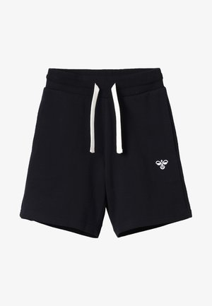 BASSIM SHORTS - Sports shorts - black