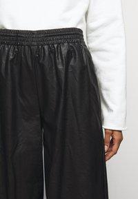 MM6 Maison Margiela - Shorts - black - 3