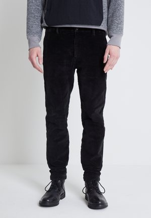 STD II - Trousers - mineral black str 8w  gd