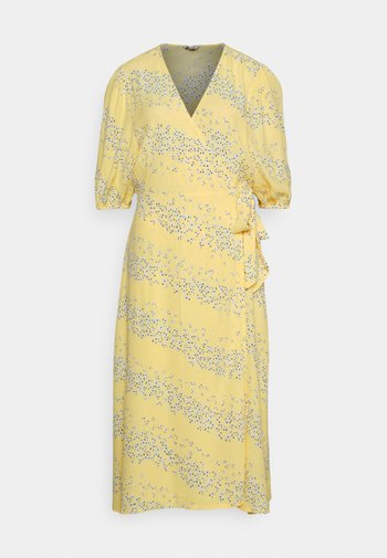 ANGELO - Vestido informal - sereia yellow