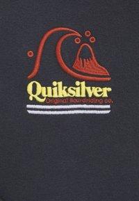 Quiksilver - SWEET AS SLAB  - Felpa aperta - parisian night - 2