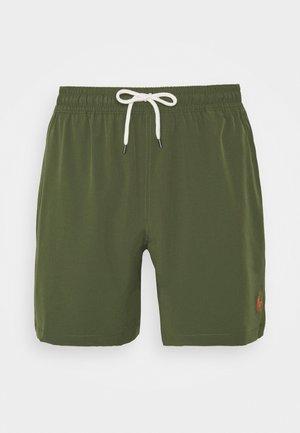 TRAVELER SWIM - Shorts da mare - supply olive