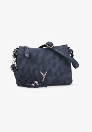 ROMY BASIC - Bandolera - blue