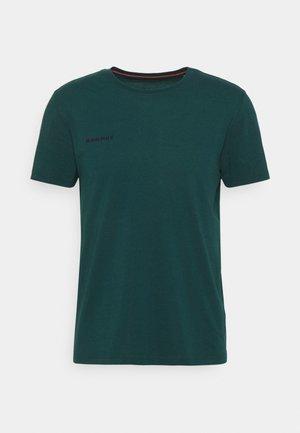 LOGO - Print T-shirt - dark teal
