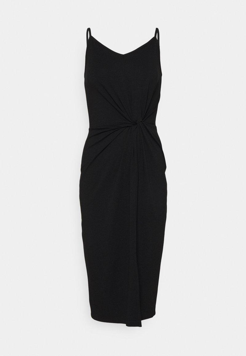 EDITED - MAXINE DRESS - Jersey dress - schwarz