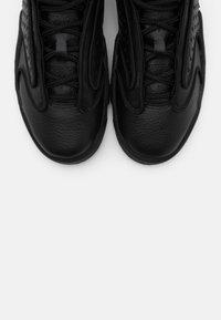 Jordan - AIR  - Zapatillas altas - black - 5