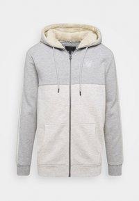 grey marl/snow marl