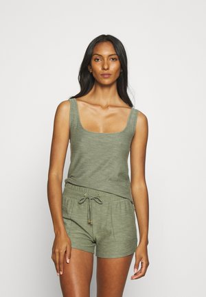 FLEXI VEST  - Pyjama - soft khaki