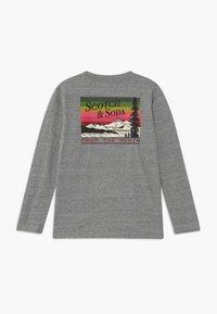 Scotch & Soda - ARTWORKS - Long sleeved top - grey - 1