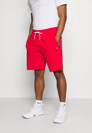 SHORTS - Pantaloncini sportivi - red