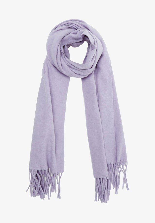 HALSTUCH - Sjaal - mauve