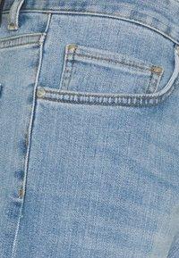 Pegador - Jean droit - light blue - 8