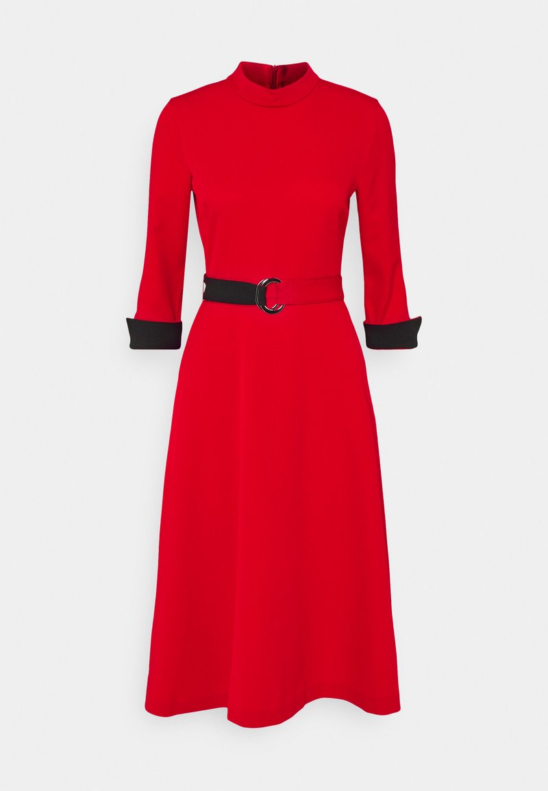 HUGO - DARTINA - Freizeitkleid - red