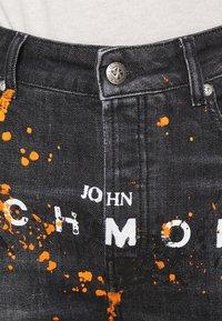 John Richmond - BALKIR MICK - Slim fit jeans - denim black - 4