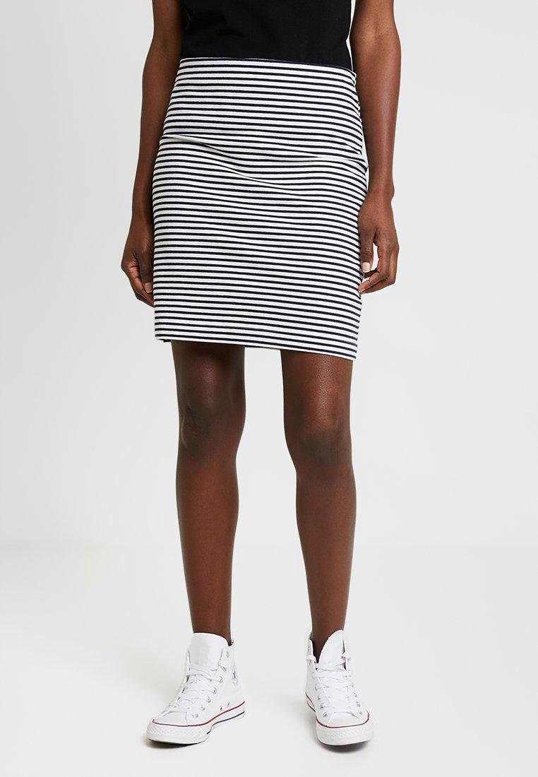 edc by Esprit - BEACH SKIRT - Mini skirt - off white
