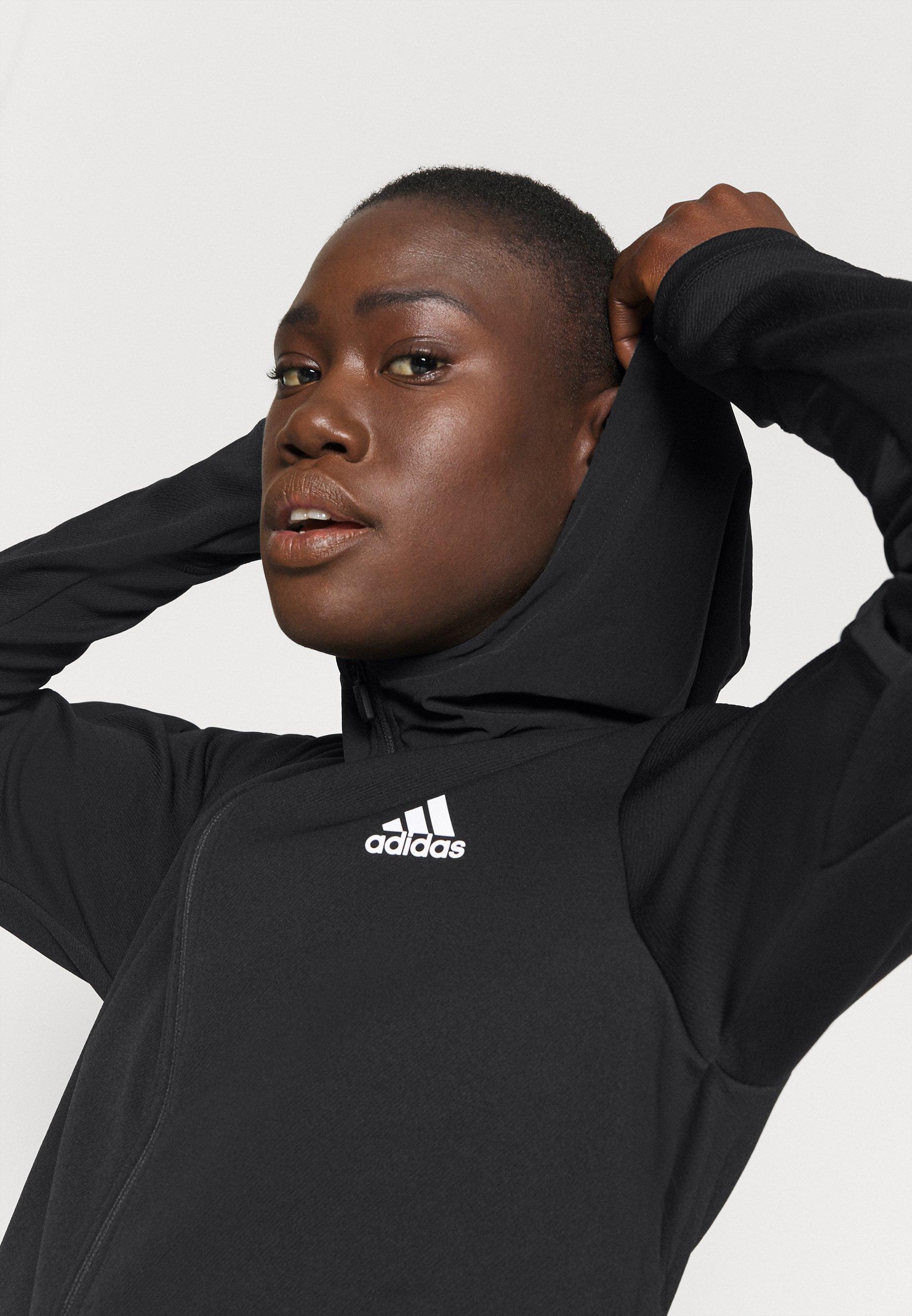 adidas Performance A.RDY - Sports jacket - black/white UQ6Rv