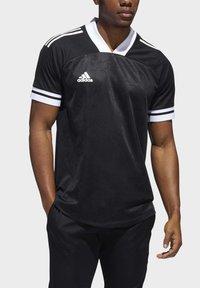 adidas Performance - CONDIVO 20 JERSEY - Print T-shirt - black - 4