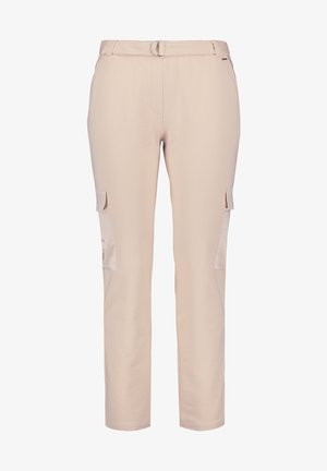 Cargo trousers - cuban sand