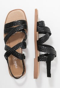Rubi Shoes by Cotton On - CHELSEA SLINGBACK  - Sandály - black - 3