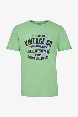 TEE - T-shirt print - absinthe green