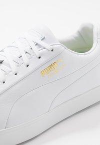 Puma Golf - OG - Golfové boty - white - 5