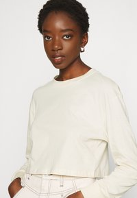 Even&Odd - Long sleeved top - stone - 3