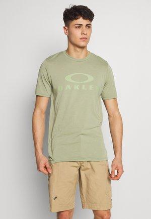 BARK - Print T-shirt - olive
