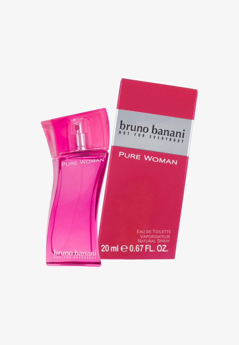Bruno Banani Fragrance - BRUNO BANANI PURE WOMAN EAU DE TOILETTE - Woda toaletowa - -