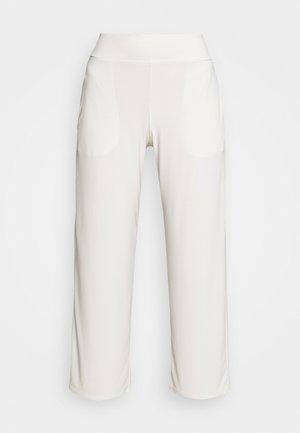 SIBILLA - Trousers - white