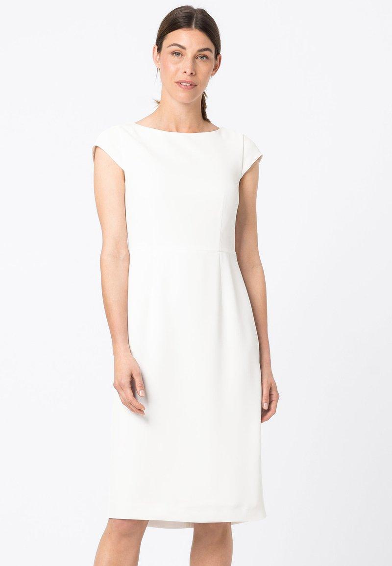 HALLHUBER - Shift dress - offwhite