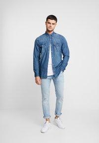 Only & Sons - Shirt - medium blue denim - 1