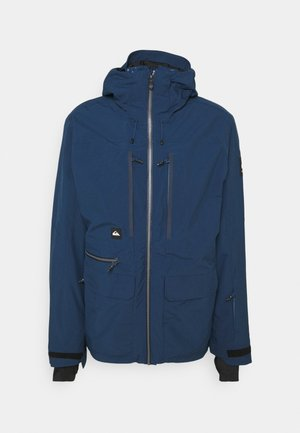 QUEST STRETCH  - Hardshell jacket - insignia blue
