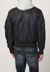 Alpha Industries - Light jacket - black/grey - 4