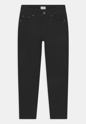 CLINT NIGHT - Jeans relaxed fit - black