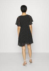 Guess - ELLA  - Day dress - black/white - 2