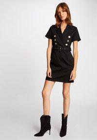 Morgan - Day dress - black - 1