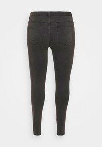 Noisy May Curve - Jeans Skinny Fit - dark grey denim - 7