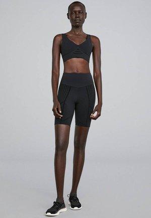 RADLERSHORTS SCULPT - Shorts - black