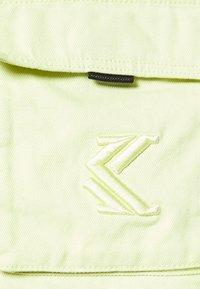Karl Kani - UTILITY VEST  - Waistcoat - yellow - 6